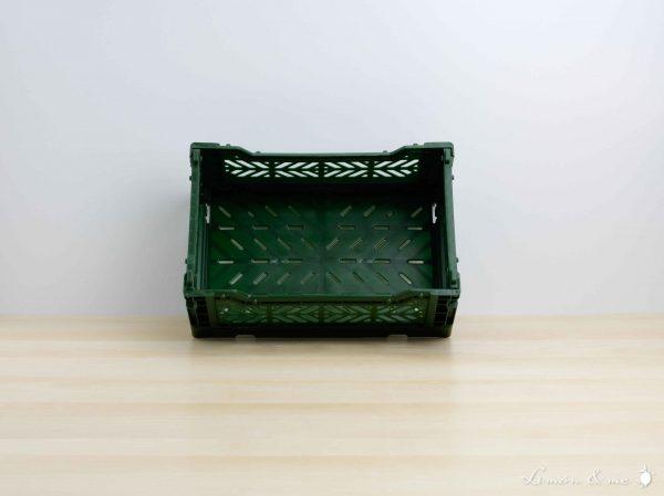 Caja mini color Khaki - Aykasa