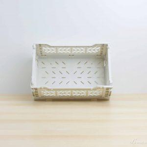 Caja mini color Lightgrey - Aykasa