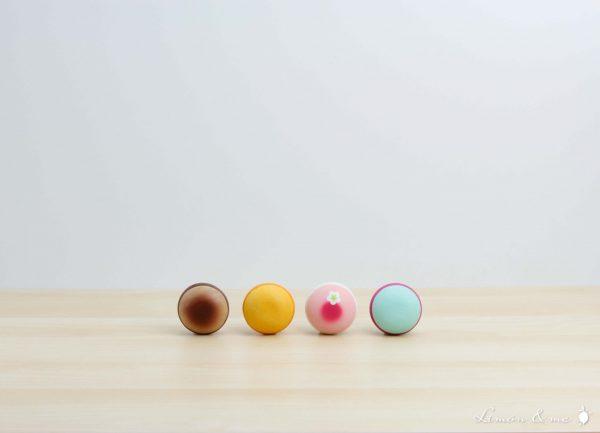 Macarons de madera de juguete - Le Toy Van