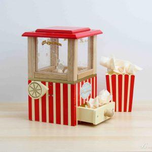 Palomitero con vaso para palomitas - Le Toy Van