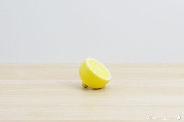 Medio limón de madera - Small Foot