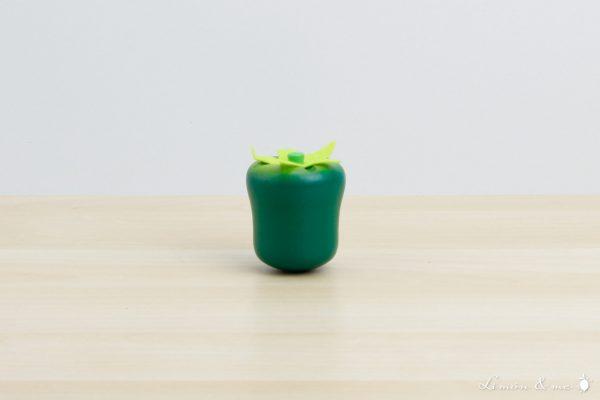 Pimiento verde de madera y fieltro - Small Foot