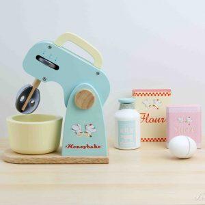 Robot de cocina retro de madera - Le Toy Van