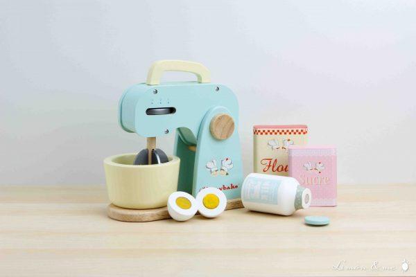 Set de robot de cocina e ingredientes de repostería - Le Toy Van