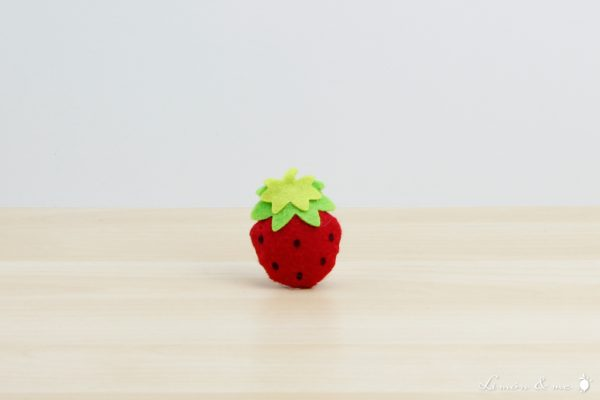 Fresa de fieltro - Small Foot