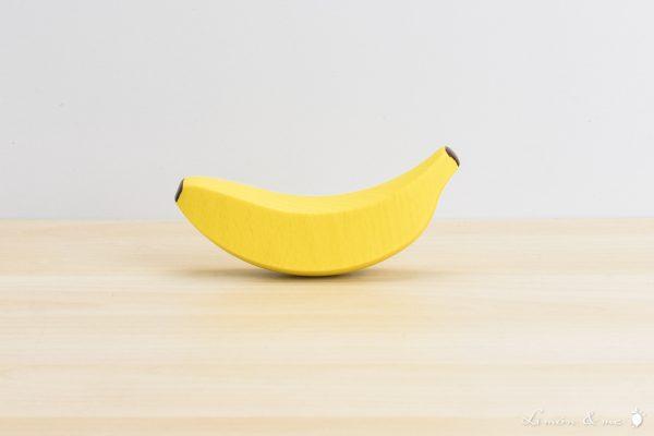 Plátano grande de madera - Erzi